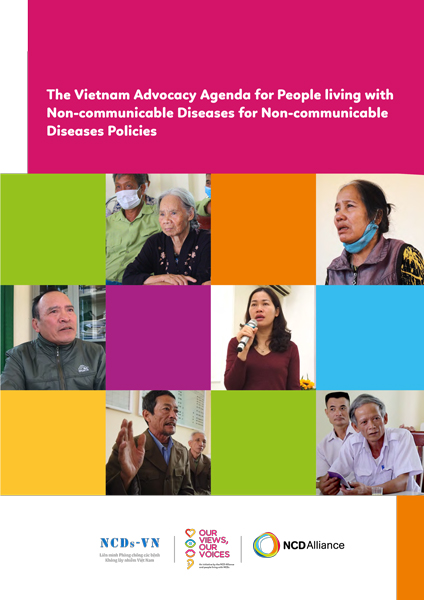 The Vietnam Advocacy Agenda of People Living With NCDs