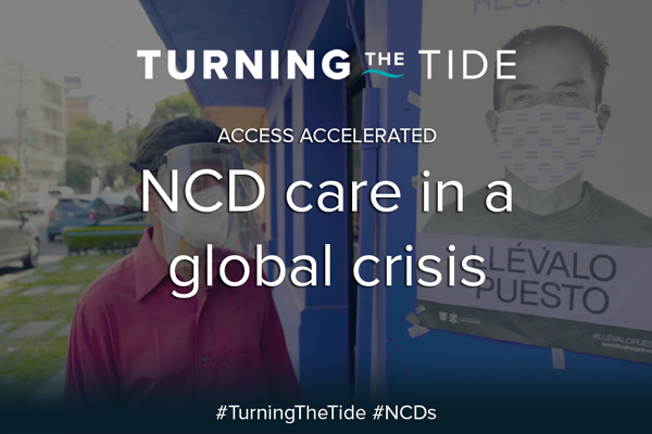 NCD care in a global crisis