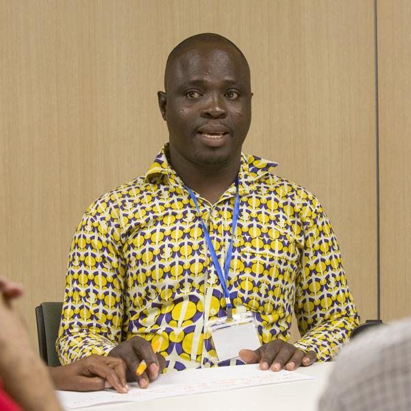 Joshua Makubu
