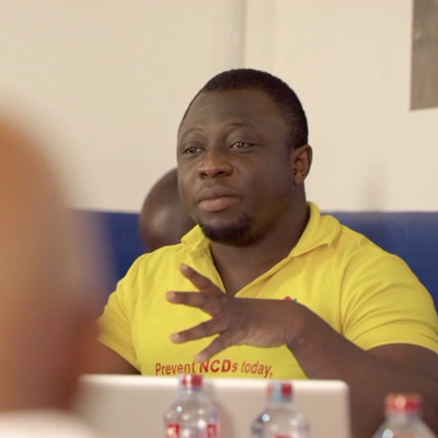 Ghana country trainings