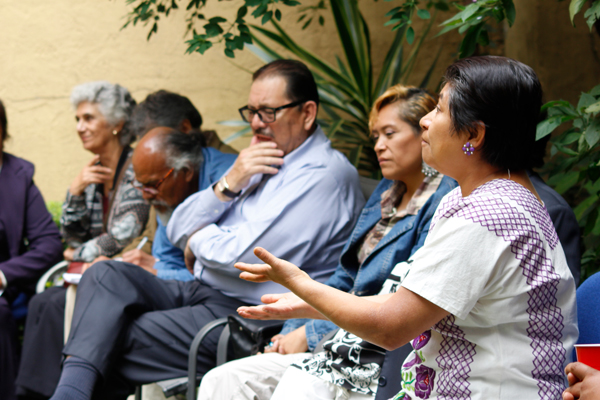 Community Conversation hosted by Mexico SaludHable in 2017 which informed the Mexico Advocacy Agenda