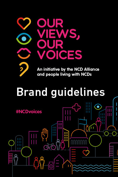 Our Views Our Voices Brand Guidelines